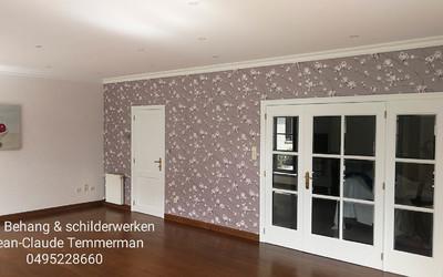 Schilderwerken Temmerman - Behangwerken